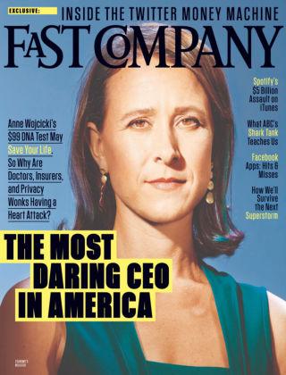 Fast Company November 2013