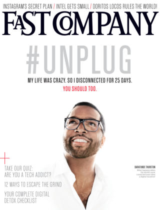 Fast Company July / Aug 2013