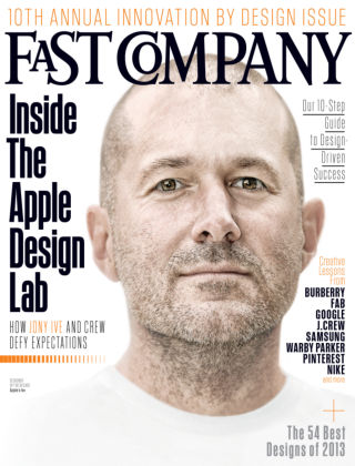 Fast Company October 2013
