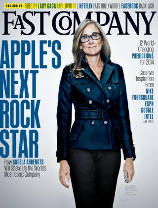 Fast Company February 2014