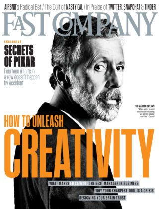 Fast Company April 2014