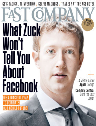 Fast Company July and August 2014