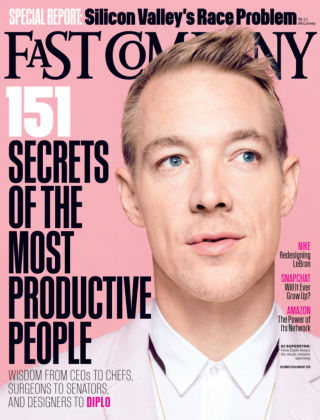 Fast Company Dec / Jan 2015