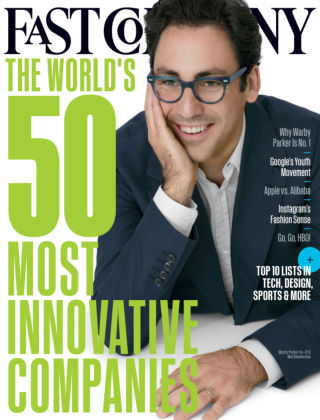 Fast Company March 2015