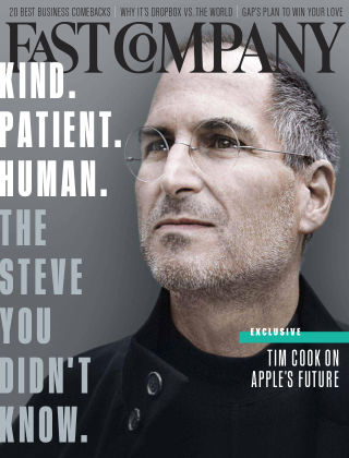 Fast Company April 2015