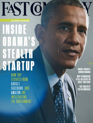 Fast Company July / August 2015