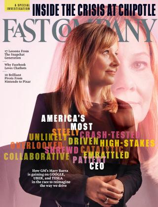 Fast Company Nov 2016