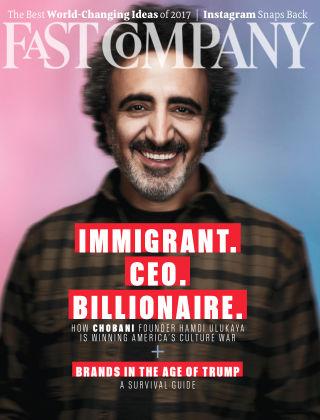 Fast Company Apr 2017