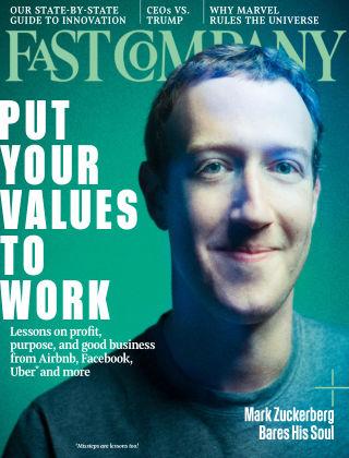 Fast Company May 2017