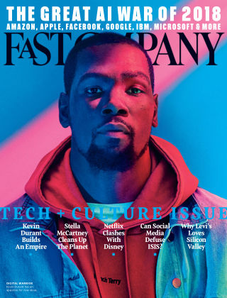Fast Company Nov 2017