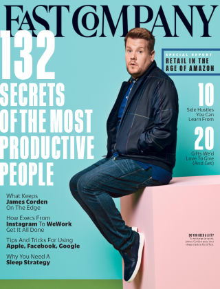 Fast Company Dec-Jan 2018