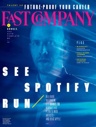 Fast Company Sep 2018