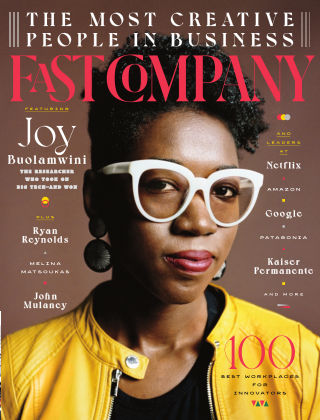 Fast Company September 2020