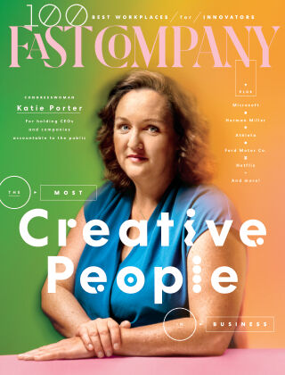 Fast Company September 2021