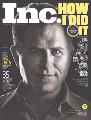 Inc. July / August 2014
