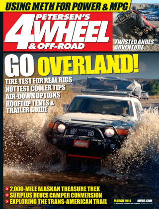 4 Wheel & Off-Road March 2014