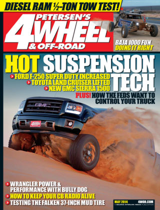 4 Wheel & Off-Road May 2014