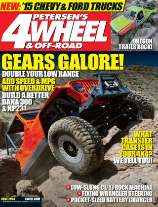 4 Wheel & Off-Road June 2014