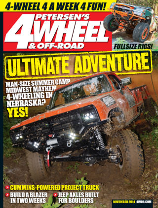 4 Wheel & Off-Road November 2014