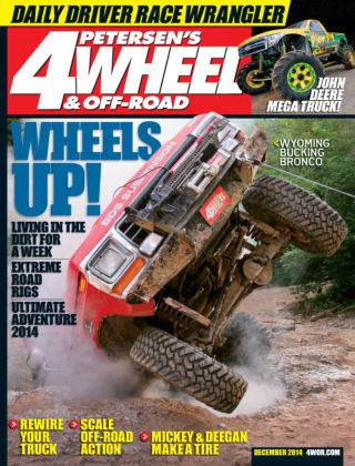 4 Wheel & Off-Road December 2014