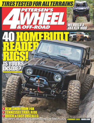 4 Wheel & Off-Road February 2015
