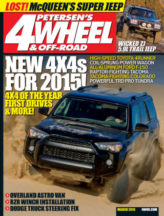 4 Wheel & Off-Road March 2015