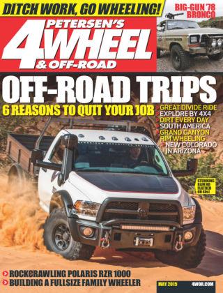 4 Wheel & Off-Road May 2015