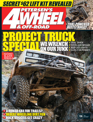 4 Wheel & Off-Road August 2015
