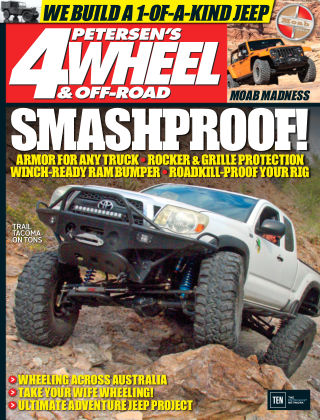 4 Wheel & Off-Road September 2015