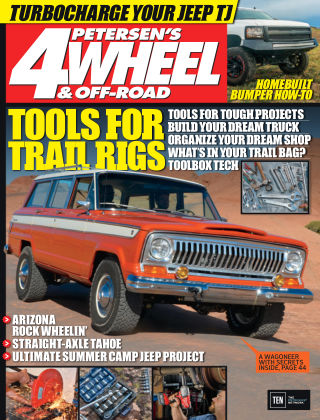 4 Wheel & Off-Road October 2015