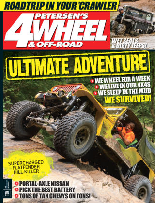 4 Wheel & Off-Road November 2015