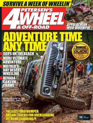 4 Wheel & Off-Road December 2015