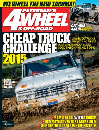 4 Wheel & Off-Road January 2016