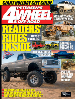 4 Wheel & Off-Road Feb 2016