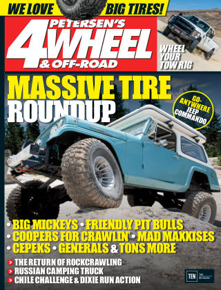 4 Wheel & Off-Road Mar 2016