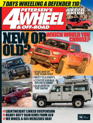4 Wheel & Off-Road May 2016