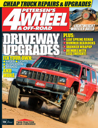 4 Wheel & Off-Road Jun 2016