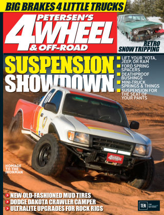 4 Wheel & Off-Road Jul 2016