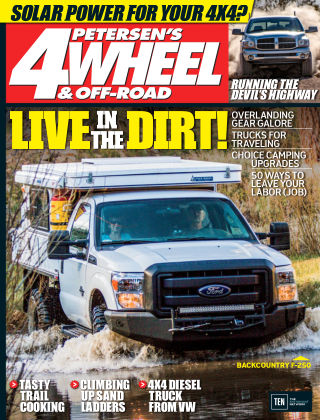 4 Wheel & Off-Road Aug 2016