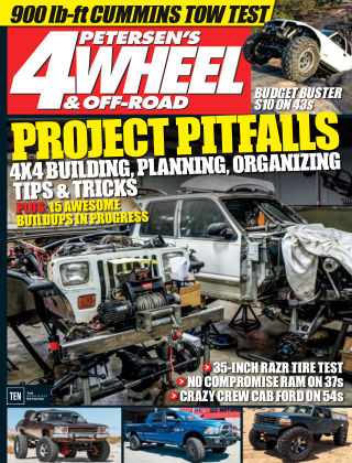 4 Wheel & Off-Road Oct 2016