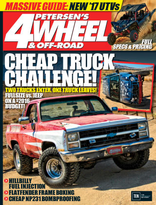 4 Wheel & Off-Road Jan 2017