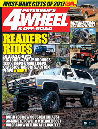4 Wheel & Off-Road Feb 2017