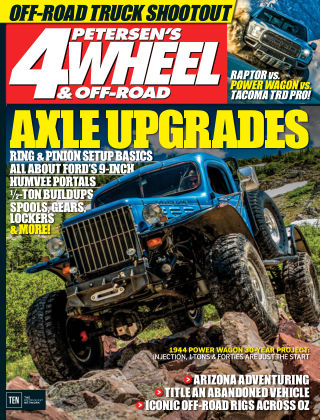 4 Wheel & Off-Road May 2017