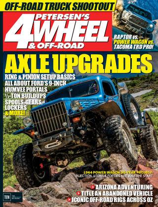 4 Wheel & Off-Road May 2017