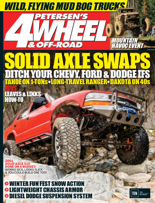 4 Wheel & Off-Road Jun 2017