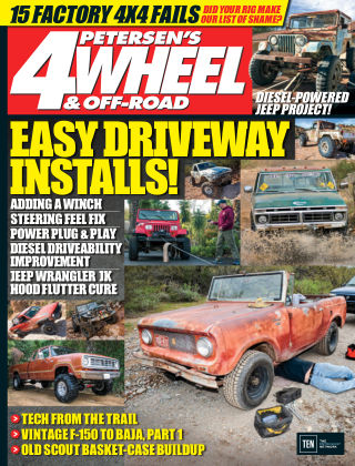 4 Wheel & Off-Road Jul 2017