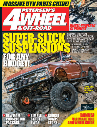 4 Wheel & Off-Road Aug 2017