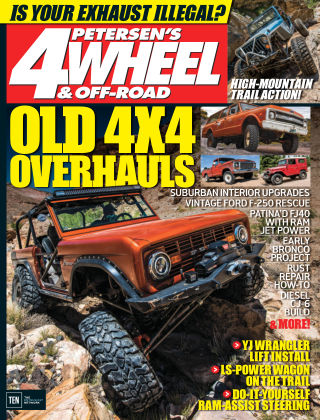 4 Wheel & Off-Road Jan 2018