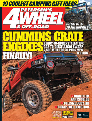 4 Wheel & Off-Road Feb 2018