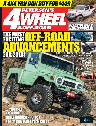 4 Wheel & Off-Road Mar 2018